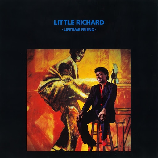 Little Richard альбом Lifetime Friend