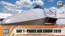 Paris Air Show 2019 International Defense Aviation and Aerospace Exhibition Online Show Daily News T