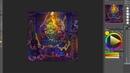 Lil aaron - All I Need (feat. Goody Grace) [Prod. Travis Barker] *Album Art Speedpaint*