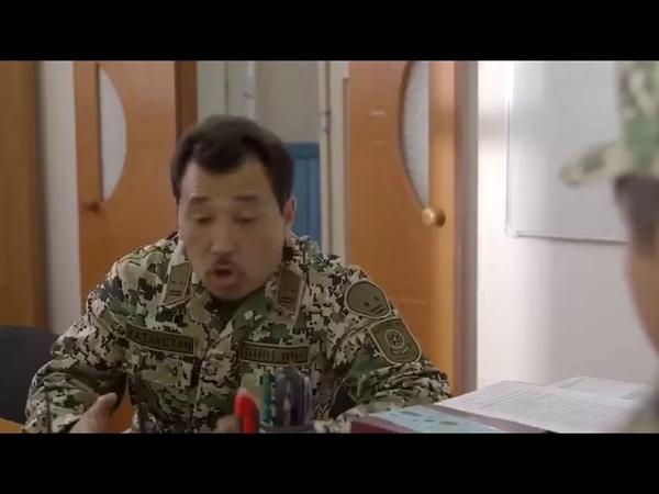 Бәсеке сериалындағы актер балағат сөз айтуда