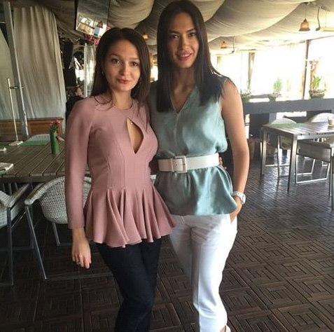 Анна и Дарья