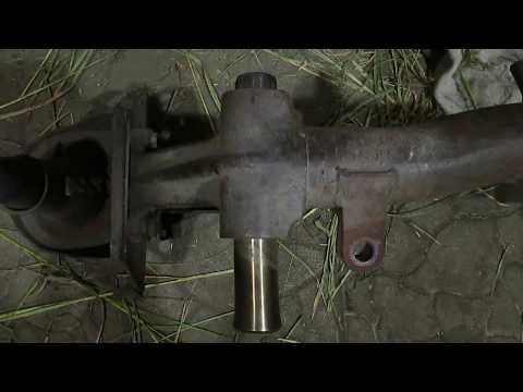 Класні пацани -1 by SUP 2101 Заміна втулок балки ВАЗ 2121, або Нівасік в опасності!