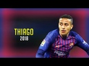 Thiago Alcantara 2018 ● Overall Welcome to FC Barcelona