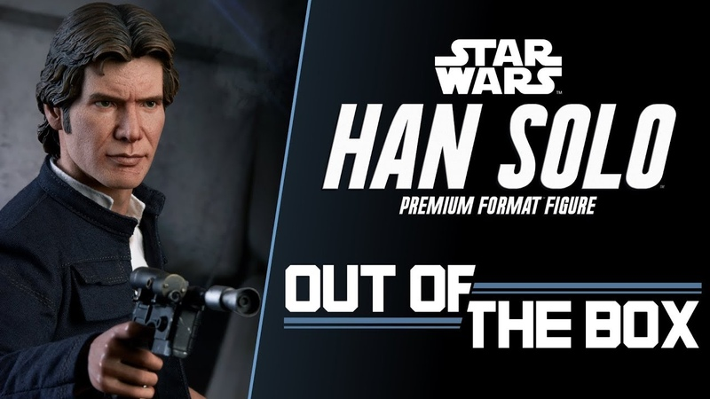 Han Solo Premium Format™ Figure – Exclusive Edition – Out of the Box
