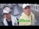 [РУСС. САБ] 180604 EXO-CBX @ Travel The World on EXO's Ladder in Japan\Кругосветное путешествие по EXO-лестнице Episode 11