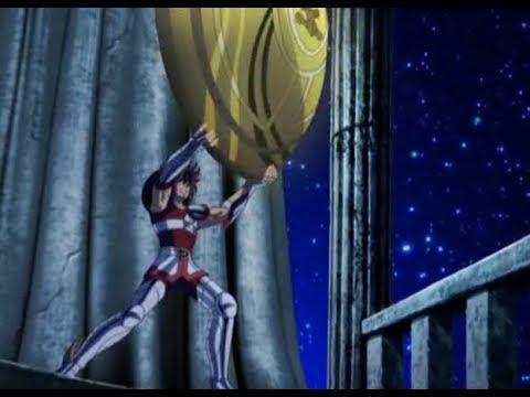 Saint Seiya Pachinko el verdadero final