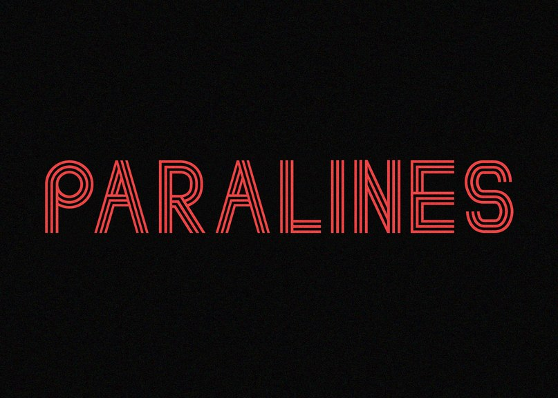 Download Paralines font (typeface)