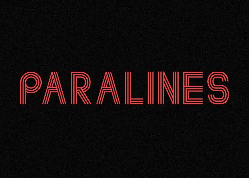 Download Paralines font (typeface)