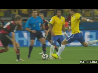 BRAZIL VS GERMANY 1-7 - HIGHLIGHTS GOALS RESUMEN GOLES - WORLD CUP 2014 HD
