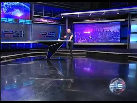 Ведущий телеканала Рустави 2 Георгий Габуния обматерил Путина в прямом эфире