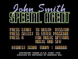 John Smith - Special Agent (оригинальный прототип James Bond Jr.)
