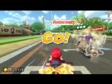 Игра Mario Kart 8 Deluxe совместима с Nintendo Labo: набор «Транспорт»