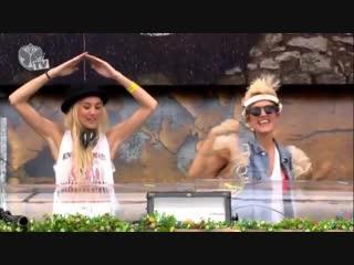 Nicky Romero & NERVO - Like Home @ Tomorrowland 2012