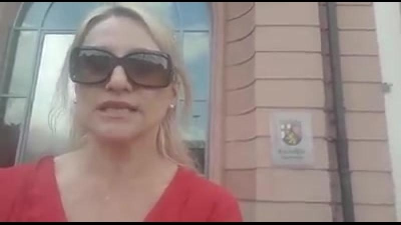 Ignaz Bearth 5 - Myriam die Stimme von Kandel Gestern am...