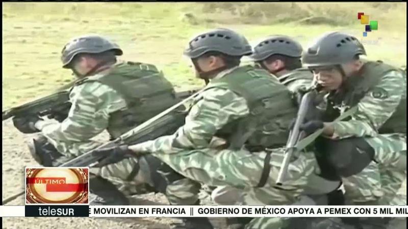 Venezuela conmemora 10 años de la fundación de la Milicia Bolivariana