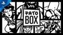 Pato Box Release Date Trailer PS4 PSVITA
