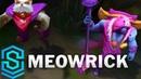 Meowrick Skin Spotlight - Pre-Release - League of Legends