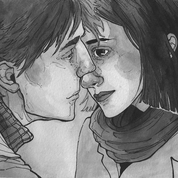 не делайте больно тем, кто любит вас всем сердцем. (с) эрих мария ремарк