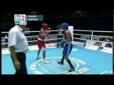 ЧМ-2011 Серик Сапиев (KAZ) vs Spence Errol (USA)