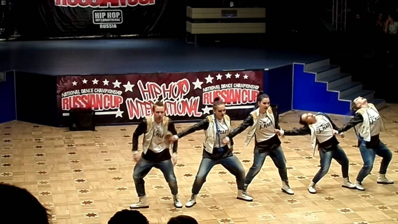 J. FAM. Hip-Hop International 2015. Russia