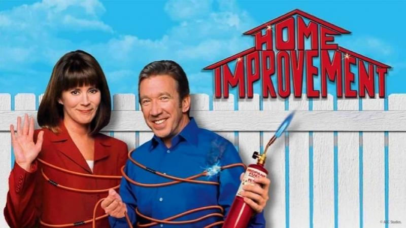 Большой ремонт (07 сезон 16 серия) / Home Improvement (1991)