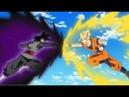 Блэк VS Гоку. Временной портал вернул Блэка обратно в будущее. Драконий жемчуг Супер