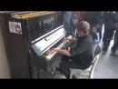 Bugatti step - Tomáš Pelant, piana na ulici , 14let