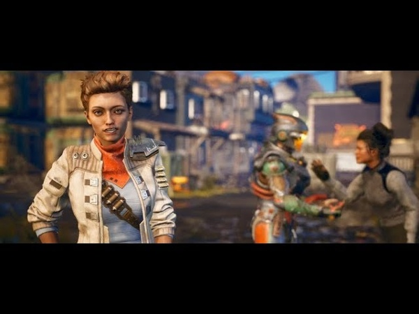 The Outer Worlds Obsidian довольна сотрудничеством с Private Division