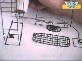 3d pen, 3d ручка, аналог 3doodler, рисуй в воздухе!