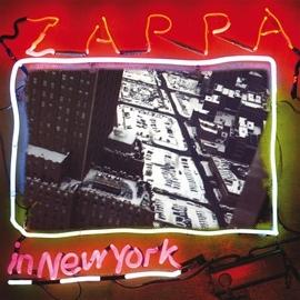 Frank Zappa альбом Zappa In New York