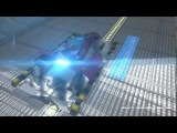Cinema 4D Project Big Blue 2011 HD (F-Zero Movie)