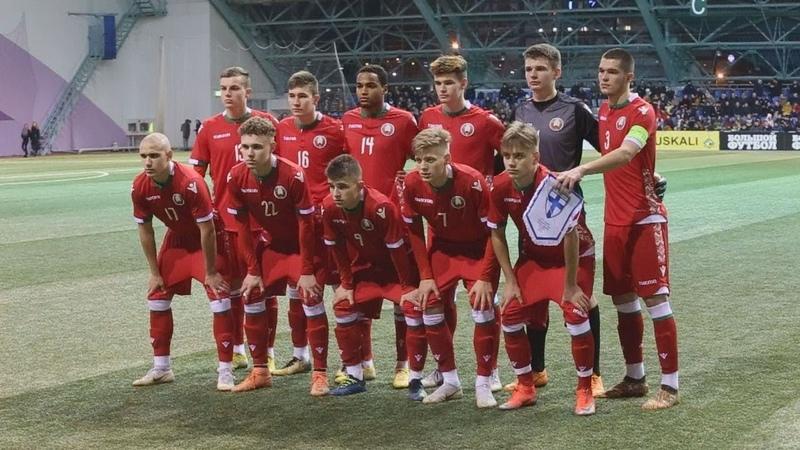 Кубок развития-2019: Финляндия — Беларусь, 22.01.2019 Козел про футбол