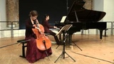 Schumann, Adagio und Allegro op. 70 for Cello and Piano