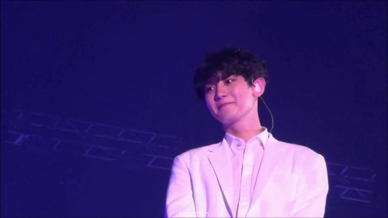 180715 EXO(엑소) 기억을 걷는 밤 Walk On Memories-(CHANYEOL focus)@The EℓyXiOn[dot] in Seoul Day3[fancam]