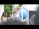 Видео доступно по ссылке vk/video-16388754_456240924 FANCAM 180728 Hyolyn Ma Boy and Shake It - @ Mega Wave Festival in C