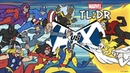 Avengers Vs. X-Men in 2 Minutes - Marvel TLDR
