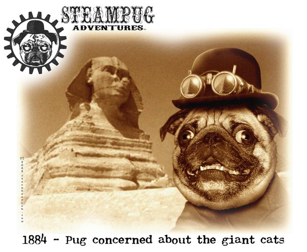 Steampug Adventures by Doctor Grymm (Фото 5)