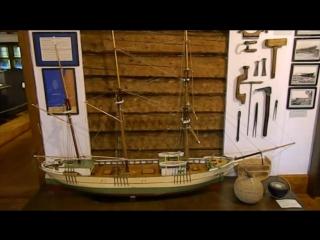 Музей мореходной школы. Айнажи. Латвия 2018