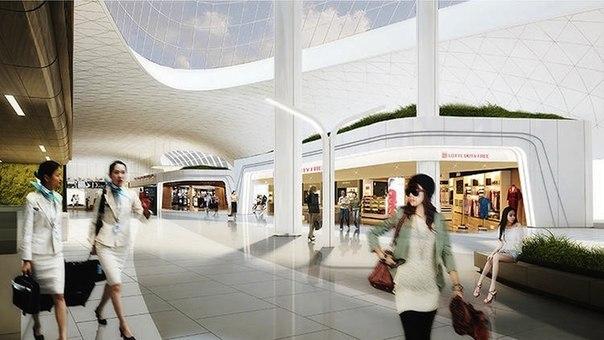 Южная Корея: проект лучшего аэропорта в мира