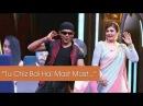 Raveena Tondon and Sunil Grover Dancing on Tu Cheez Bdi Hai Mast Mast
