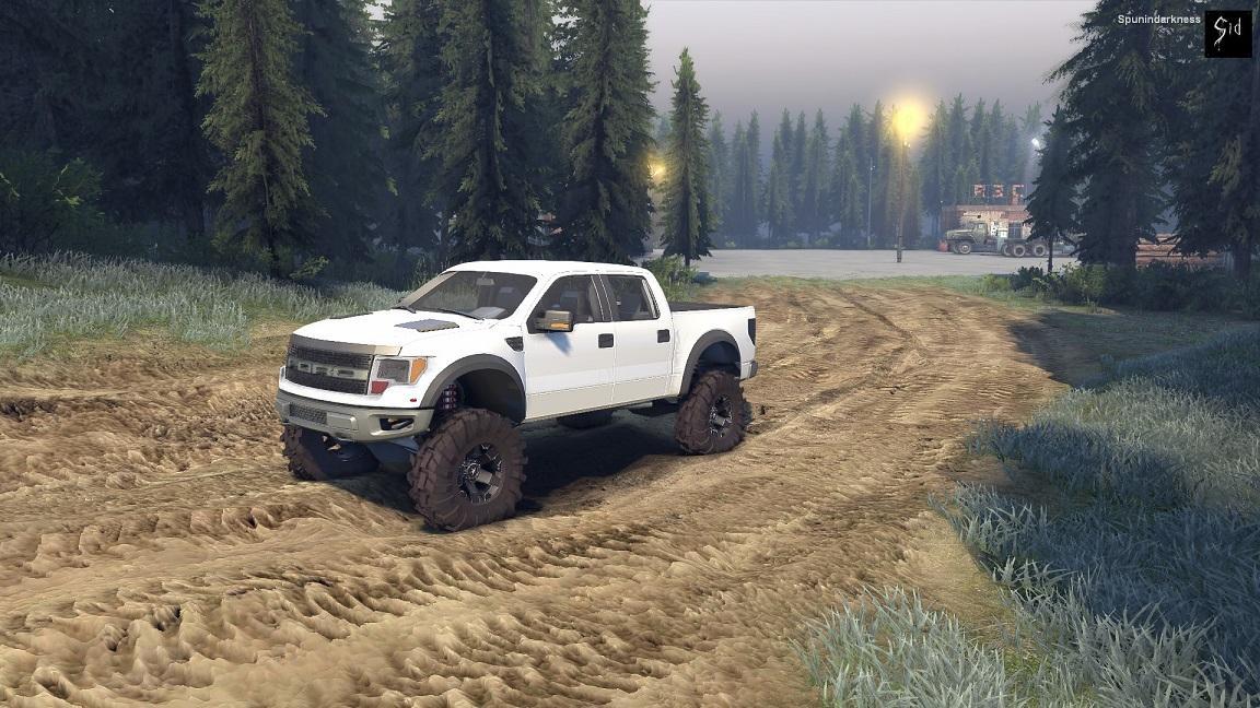 Ford Raptor SVT B7tJHvoWJ-Y