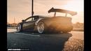 Tuning LTMW BiTurbo Widebody Lamborghini Huracan auf BBS LM Alus