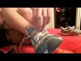 Intended Teen sock feet