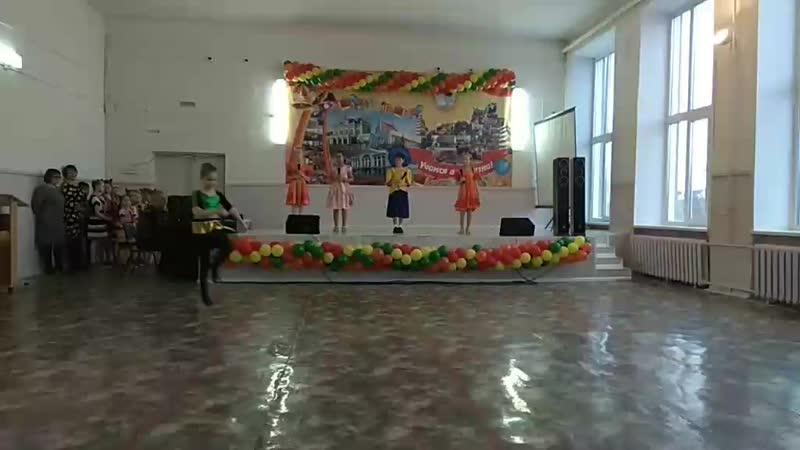 Котина Василина дебют Маленькие звезды