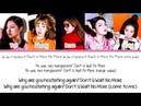 (Color Coded/Han/Eng/Rom) Red Velvet - Don't U Wait No More