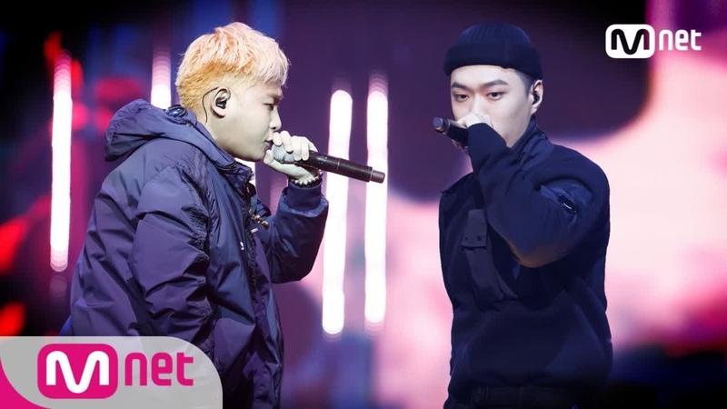 Show Me The Money777 [특별공개풀버전] 수퍼비 - ′수퍼비와′ (Feat. BewhY) (Prod. BewhY) @세미 파이널 181102 EP.9