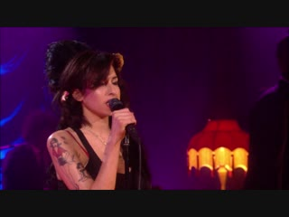 Amy winehouse - love is a losing game (an intimate evening in london)