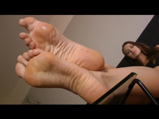High Arch ASMR Soft Soles Toes Touch Tech House