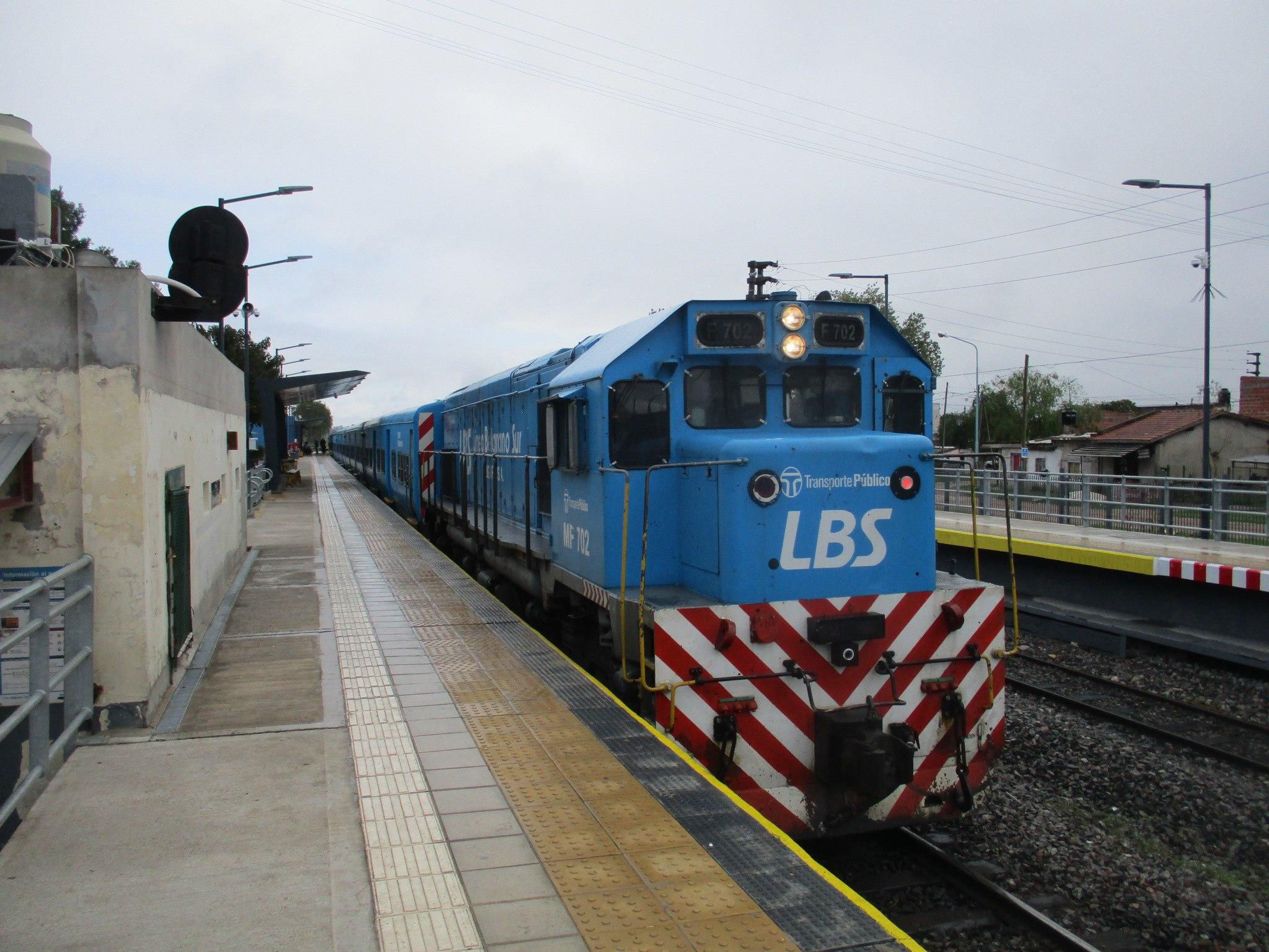 Вокзал Буэнос-Айрес в городе .... Буэнос-Айрес! Совпадение? Не думаю! железные дороги