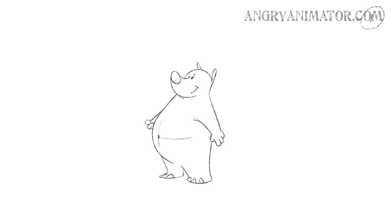Overlap on body mass